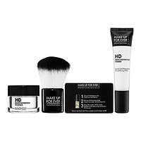 Sephora: MAKE UP FOR EVER : HD Complexion Starter Kit with Voucher : foundation-sets