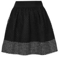 **TWEED MESH SKIRT BY SISTER JANE