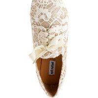 SWEETY OXFORD FLAT