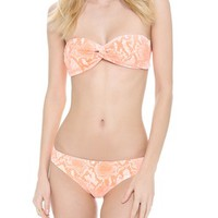 Eberjey - Sea Stripe Reversible Amalia Bikini Top