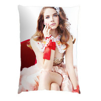 Lana Del Rey Sexy Pose. Pillow Case Cover Custom Design. Select the option for size