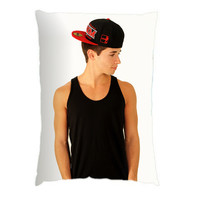 Jake Miller. Pillow Case Cover Custom Design. Select the option for size