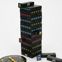 Space Invaders JENGA Game - Urban Outfitters