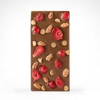 Peanut Butter Jelly Time Chocolate Bar from Zazzle.com