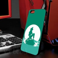 The Little Mermaid Ariel for iphone 4/4s case, iphone 5/5s/5c case, samsung s3 i9300 case, samsung s4 i9500 case cover in vellos