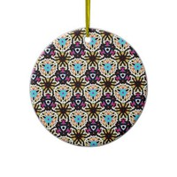 Zimbabwe Ceramic Ornament by KCS