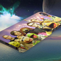 WEEZER Band and Muppets 3D iPhone Cases for iPhone 4,iPhone 4s,iPhone 5,iPhone 5s,iPhone 5c,Samsung Galaxy s3,Samsung Galaxy s4