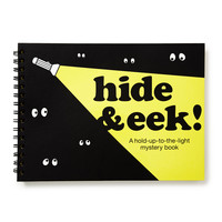 Hide And Eek! Mystery Book