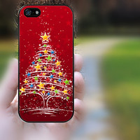 ipod 5 case,ipod 4 case,S3 mini,S4 mini,z10 case,q10 case,iphone 4 case,iphone 4s case,cute iphone 4 case--merry christmas,in plastic.