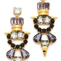 Lizzie Fortunato - Till Dawn Earrings