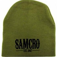 Sons Of Anarchy Beanie - SAMCRO 2.0