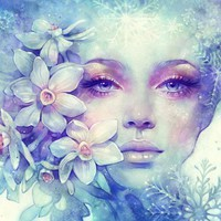 """December"" - Art Print by Anna Dittmann"