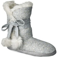 Women's Constance Slipper Booties - Gray