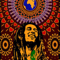 Bob Marley One World Tapestry