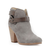 Harrow Boot - Grey Nubuck