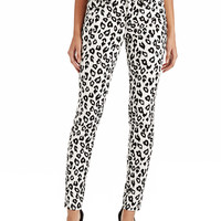 Women's Apparel | Fast & Fab!: $29.99 Tinsel Denim & Pants- Regularly $49-$69 | Cheetah Flocked Skinny Pants | Lord and Taylor