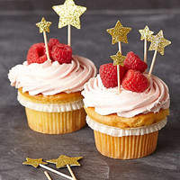 Starlight Cupcake Toppers