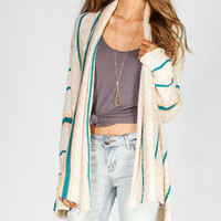RIP CURL Hideaway Womens Wrap Sweater