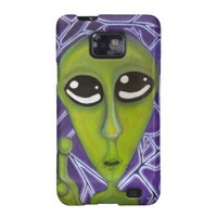 Easy Bein Green Galaxy SII Cover