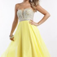 Sweetheart Gown by Party Time