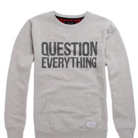Afends QE Crew Fleece at PacSun.com