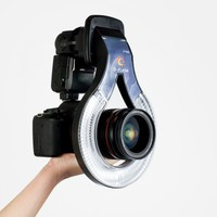 The Ring Flash Adapter - The Photojojo Store!