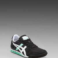 Onitsuka Tiger Ultimate 81 in Black/White