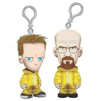 pausamenos (Breaking Bad Hazmat Suit Plush Key Chain Set of 2...)