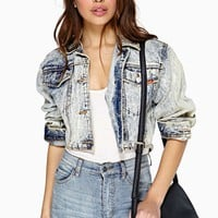 Clarissa Denim Jacket