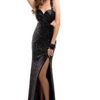 Flirt P5823 at Prom Dress Shop