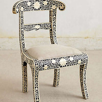 Fern Inlay Dining Chair