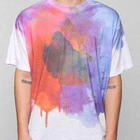 Water Brush Tee - Urban Outfitters