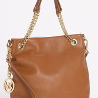 MICHAEL Michael Kors 'Jet Set - Medium' Chain Shoulder Tote