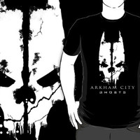 Arkham City Ghosts - White