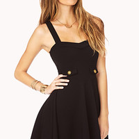 Iconic Fit & Flare Dress
