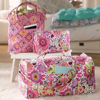 Quilted Sleepover Laura Floral Toiletry