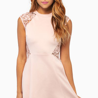 Off to the Laces Dress $37