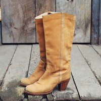 Vintage Honey Zodiac Boots