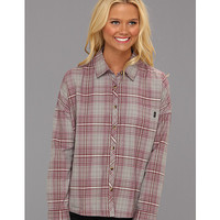 Vans Pledge Plaid Woven Shirt