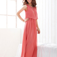 Casual Womens Solid Boho Long Dress Maxi Solid Chiffon Full Length Sundress 1bJ