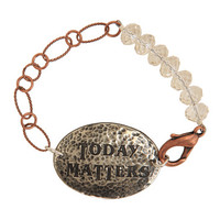 Gypsy SOULE Today Matters Bracelet