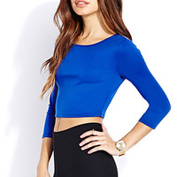 Must-Have Crop Top