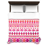 KESS InHouse Summer Breeze Duvet Cover Collection