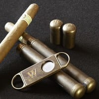 CIGAR CASE & CUTTER