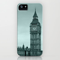 Big Ben iPhone & iPod Case by Alice Gosling