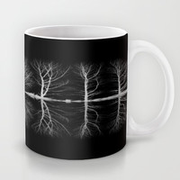 Echo In The Trees Mug by Ally Coxon
