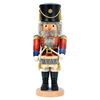 "17"" Drummer Soldier Nutcracker"