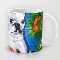 French Doggie Mug by Deadly Designer