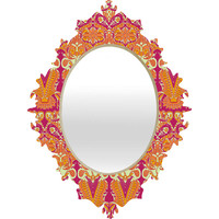 Sharon Turner Flourish 2 Baroque Mirror
