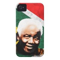 Nelson Mandela Madiba iPhone 4 Case